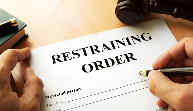 Domestic Violence and Restraining Order Lawyer